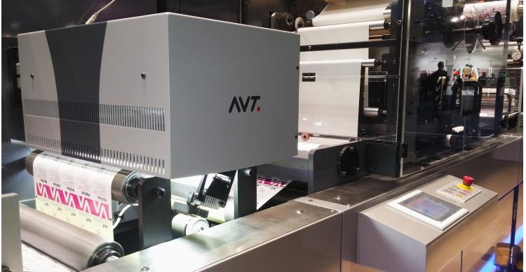 AVT ispezione 100% dello stampato